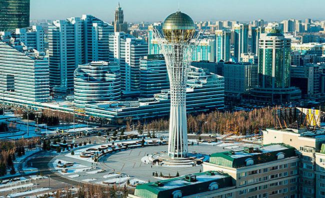 Qazaxıstan - Almata