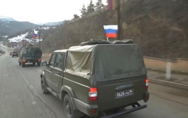 Rusiya sülhməramlıları