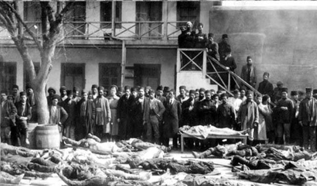 Bakının daşnak-bolşevik işğalından azad olunmasından 103 il ötür
