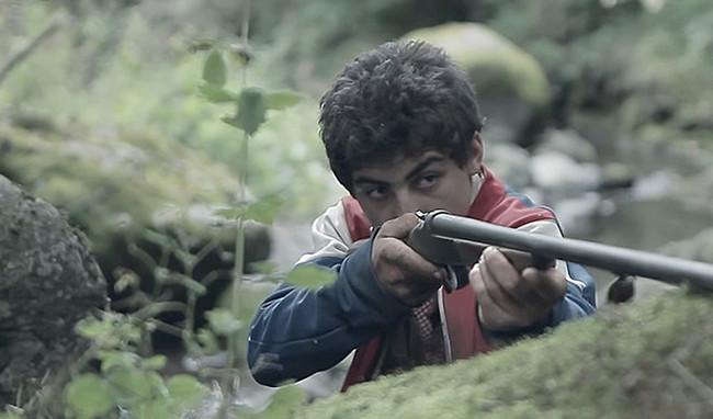 """Ovannes Xoderyan, """"Tevanik"""" filmindən kadr"""