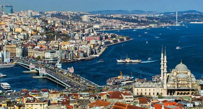 İstanbul, Türkiyə