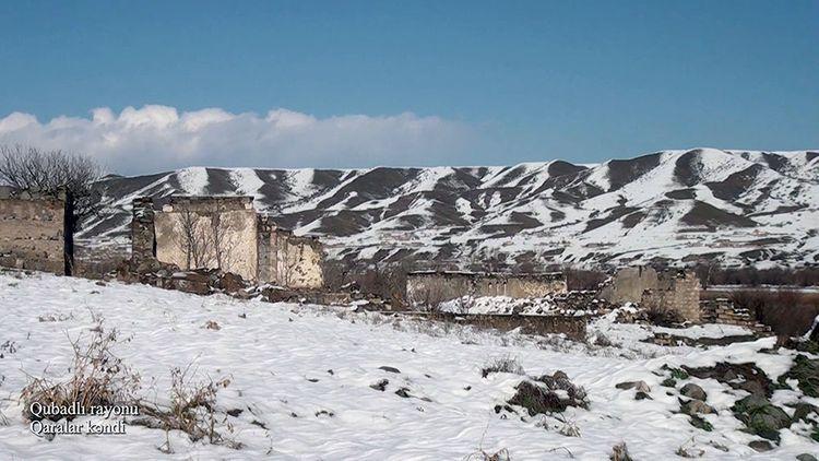 Qubadlının Qaralar kəndi