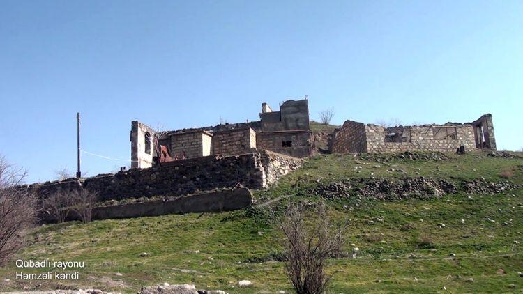 Qubadlının Həmzəli kəndi