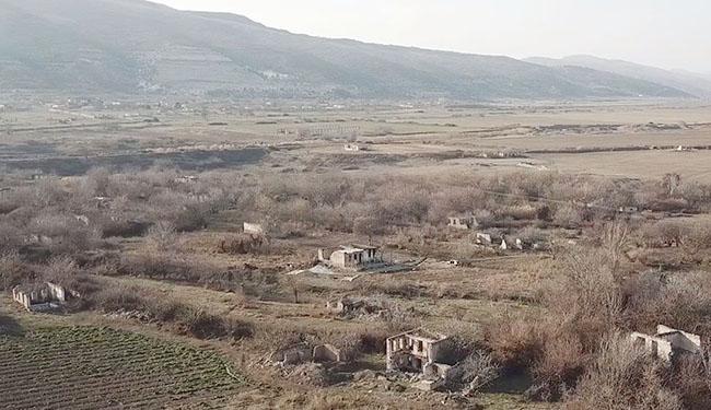 Ağdam Tərnöyüt kəndi