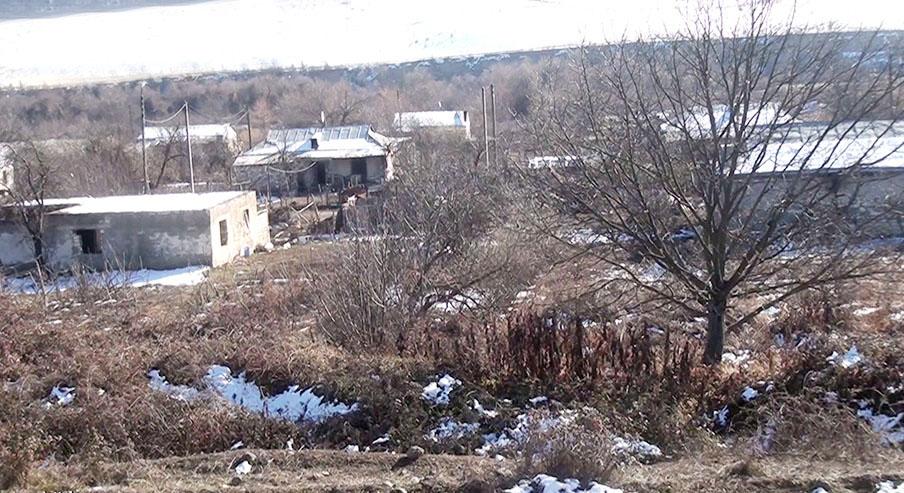 Ağdam rayonunun Sırxavənd kəndi