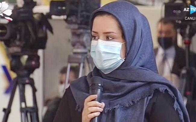 Iranlı jurnalist