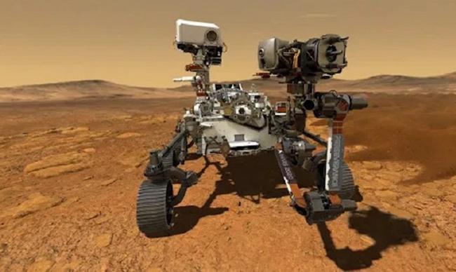 Mars - Kosmik aparat