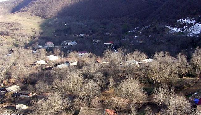 Xocavənd rayonunun Hünərli kəndi