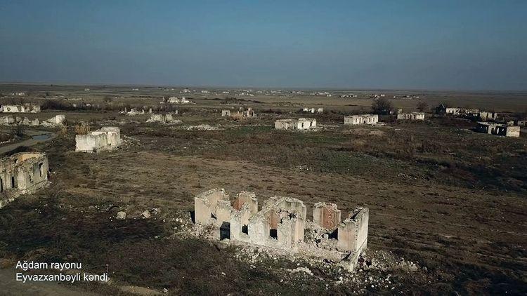 Ağdam rayonunun Eyvazxanbəyli kəndi