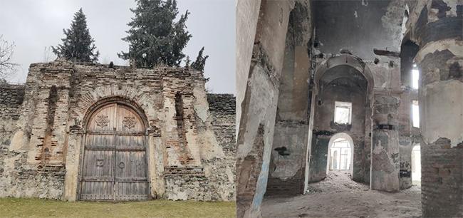 Dini adidələr - Kilsə -Məscid