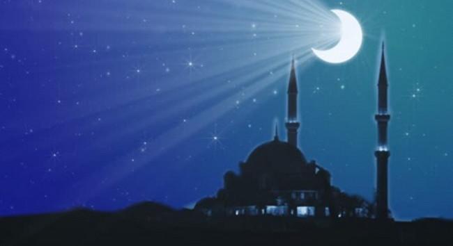 Ramazan ayı, məscid
