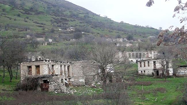 Füzuli - Gorazıllı kəndi