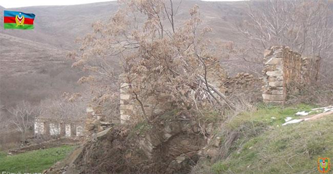 Füzuli rayonunun Arış kəndi