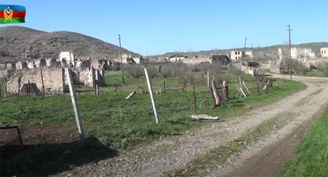 Zəngilan rayonunun Qıraq Müşlan kəndi