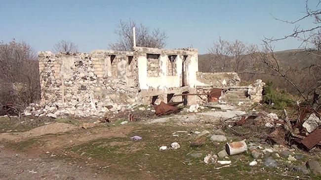 Zəngilan rayonu Beşdəli kəndi