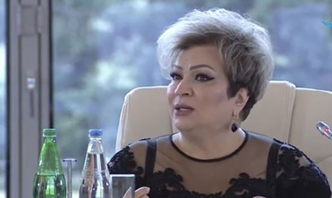 Aafaq Bəşirqızı