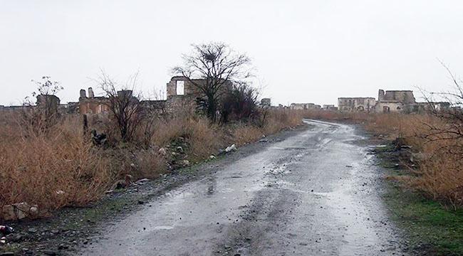 Ağdam - Güllücə kəndi