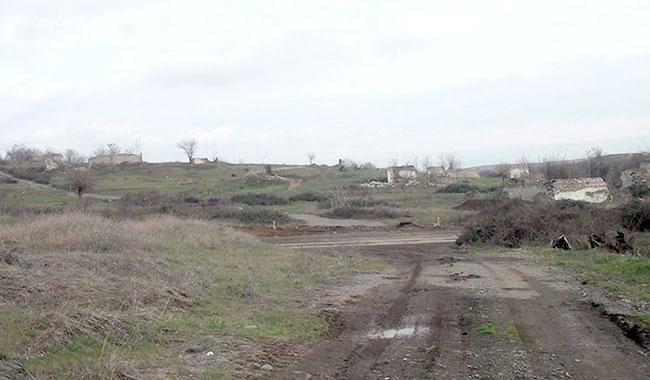 Füzuli rayonunun İşıqlı kəndi