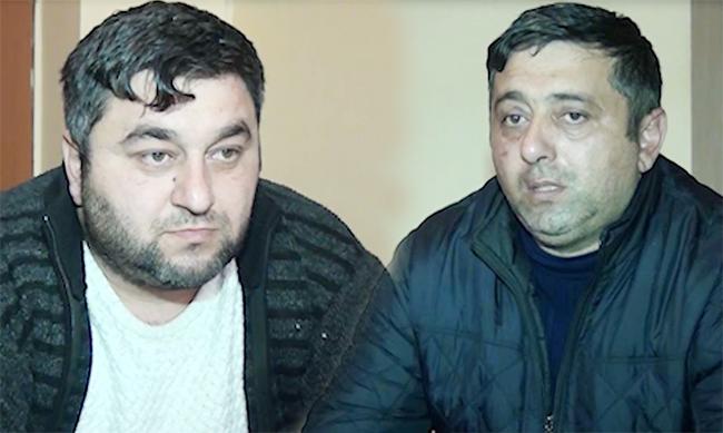 Şəhid ailəsini aldadan qardaşlar