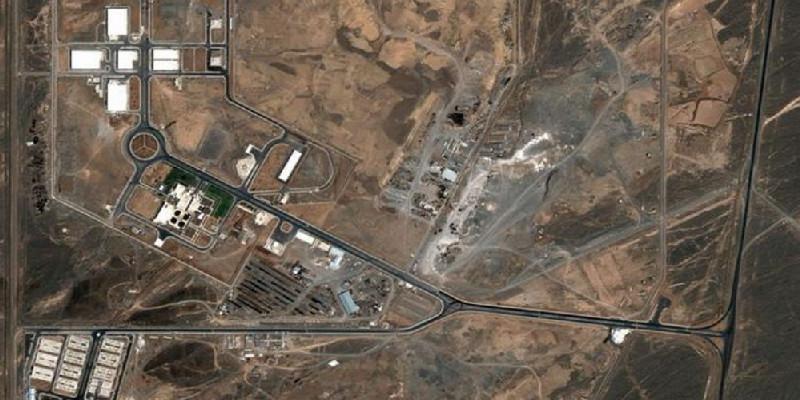 İranın Nətənz Atom Elektrik Stansiyasında qəza olub