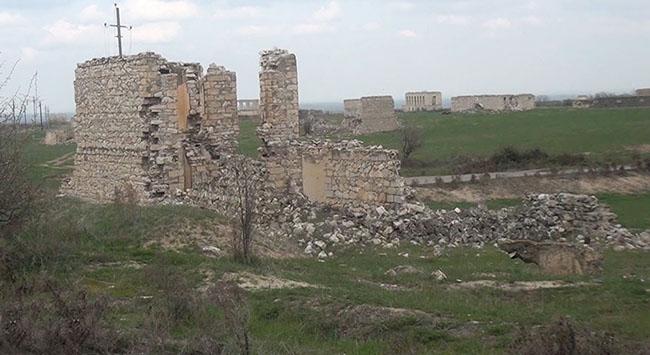 Ağdam rayonunun Bağbanlar kəndi
