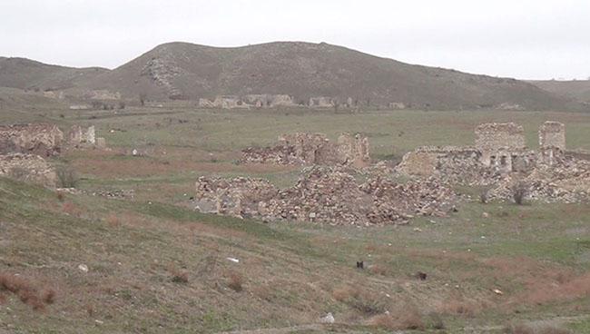 Cəbrayıl rayonunun Daş Veysəlli kəndi