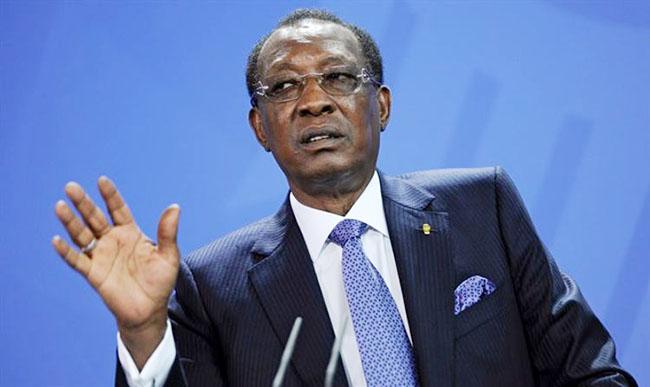 Çad Prezident