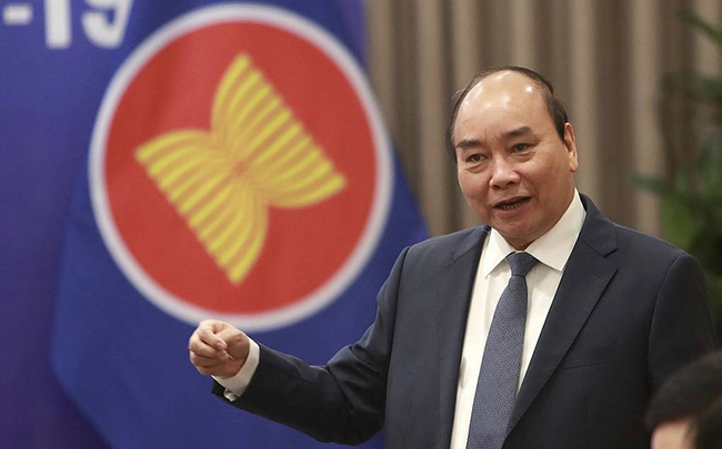 Nquen Suan Fuk - Vyetnam prezidenti