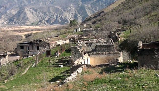 Zəngilan rayonunun Turabad kəndi