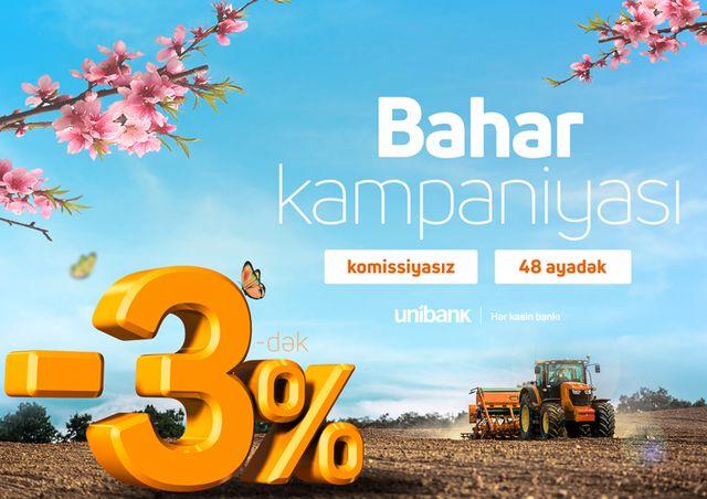 Unibank Bahar Kampanya