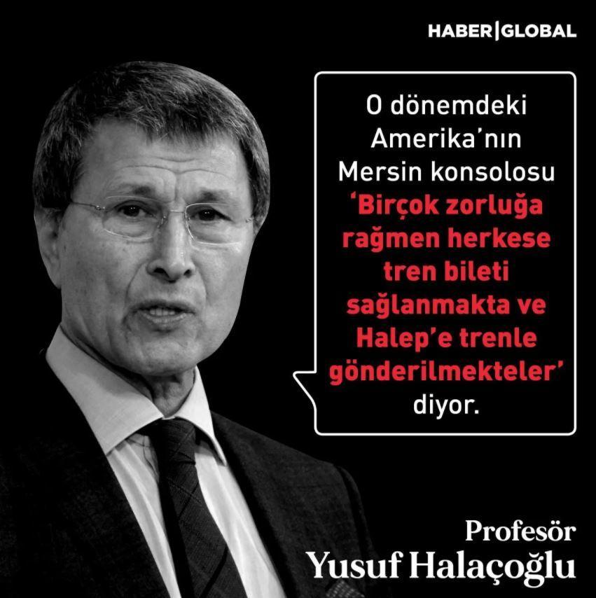 """Yusuf Halaçoğlu """"erməni soyqırımı""""nın iç üzünü açdı"""