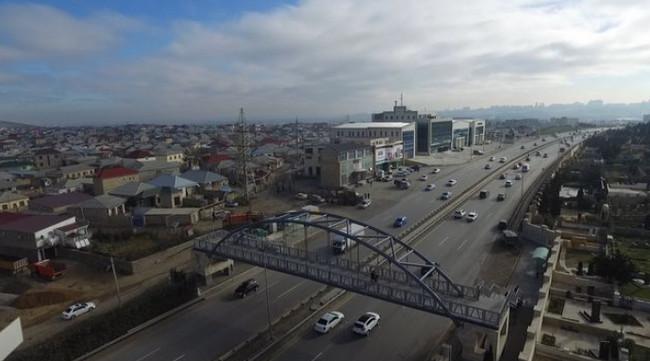 Bakı-Quba-Rusiya sərhədi trassı