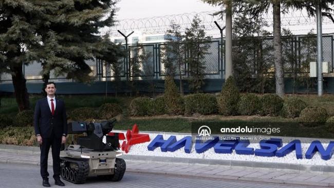 Pilotsuz hərbi aparatı Barkan, Türkiyə