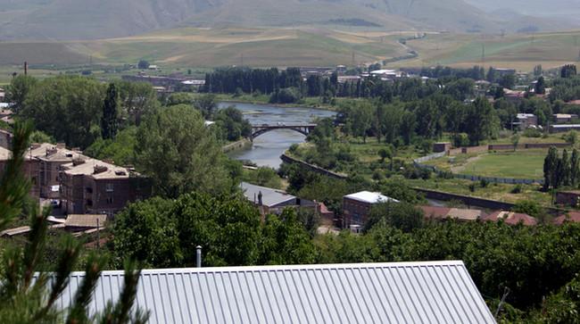 Bazarçay kəndi, Zəngəzur