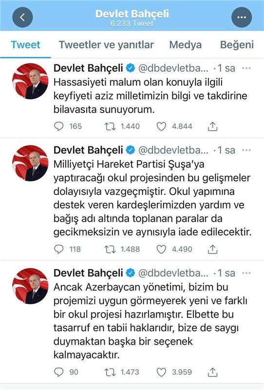 Dövlət Baxçalının Şuşadakı məktəblə bağlı açıqlaması və gerçəklik - Foto