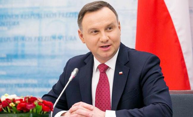 Andjey Duda  - Polşa prezidenti