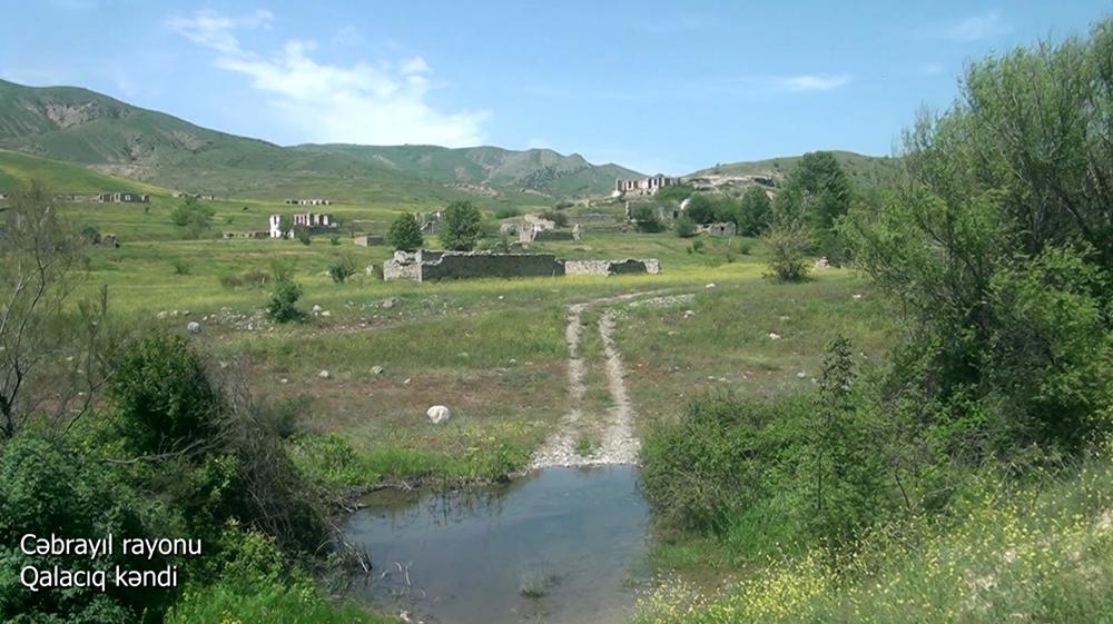 Cəbrayıl rayonunun Qalacıq kəndi