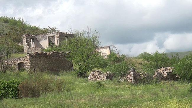 Cəbrayıl rayonunun Sirik kəndi