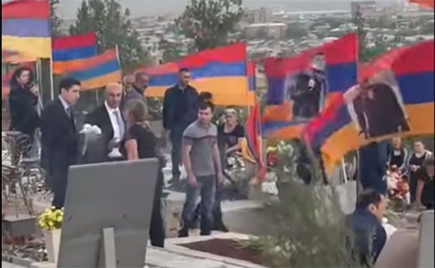 Erməni qəbiristanlığı