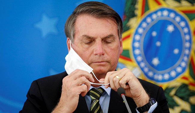 Jair Bolsonaru