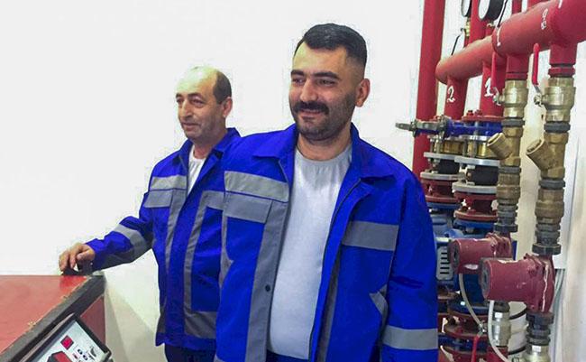 Sahil Həsənli  - Qazi