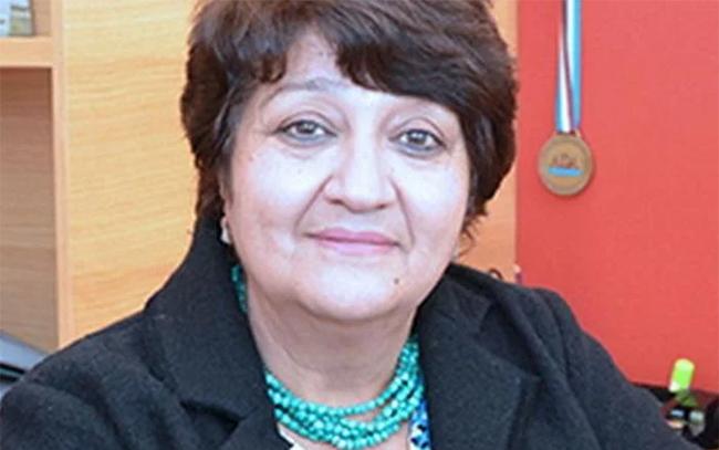 Ülviyyə Mikayılova