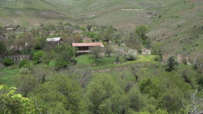 Xocavənd rayonunun Mülküdərə kəndi