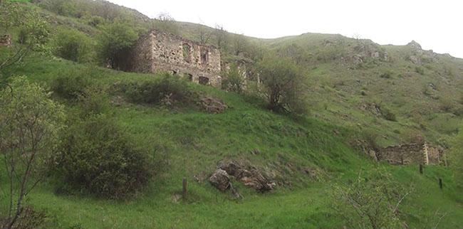 Kəlbəcər rayonu Əsrik kəndi