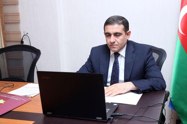 Dövlət Gömrük Komitəsi sədrinin birinci müavini, gömrük xidməti general-leytenantı İsmayıl Hüseynov
