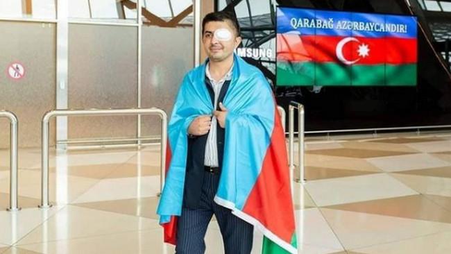 Vətən Müharibəsi qazisi Pərvin Abdullayev