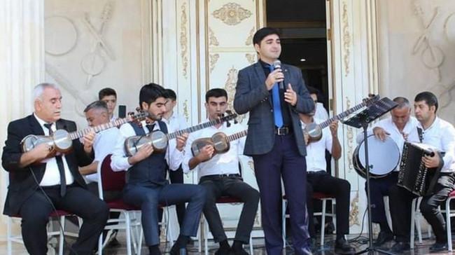 Şəhid İbrahimov Alim Səhrab oğlu (sağdan birinci)
