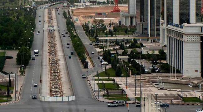 Aşqabad, Türkmənistan