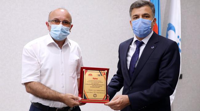 """Şəfayət Avılbəyli, """"Sizi Tanıyaq"""" layihəsi"""