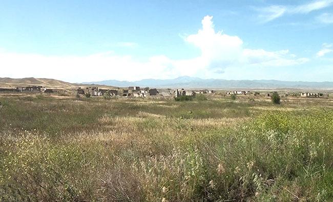 Cəbrayıl rayonunun Alıkeyxalı kəndi